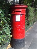 Image for Victorian Post Box, St Johns Avenue, Putney London UK