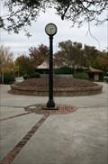Image for Vietnam War Memorial, Clock Plaza, Willows, CA, USA