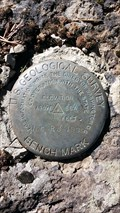 Image for USGS 'RS 105' Benchmark - Siskiyou County, CA