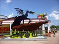Image for St. George and the Dragon - LEGO Store - Downtown Disney - Orlando, FL