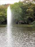 Image for Fountain in Wilhelminapark, Meppel, the Netherlands.