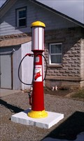 Image for Texaco Fire Chief Gas Pump - Lakeview, OR