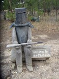 Image for Ned Kelly Carving Letterbox