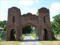 Image for Stearns Memorial Gate -  Fairview Cemetery - Chicopee, MA