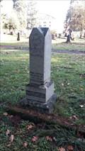 Image for John R. Caldwell - Eugene Pioneer Cemetery