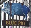 Image for Blue Pig - Grantham, Lincolnshire, UK.