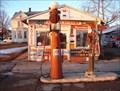 Image for Standard Gas Pump - Belle Plaine, Iowa