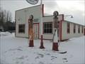 Image for Vintage Gasoline Pumps - Cumberland, Ontario