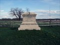 Image for 107th Ohio Infantry Monument - Gettysburg, PA