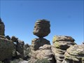 Image for Big Balanced Rock, Chiricahua National Monument - Cochise County, Arizona