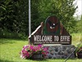 Image for Welcome to Effie MN - An Edge of Wilderness Community