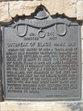 Image for Outbreak of Black Hawk War - Black Hawk War - Salina, UT, USA