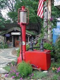 Image for Old Sautee Store Gas Pump - Sautee, GA
