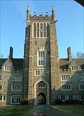 Image for Crowell Quad Clock, Duke University, Durham, NC