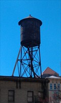 Image for Mystery Water Tower - Salt Lake City, Utah