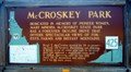 Image for McCroskey Park #425