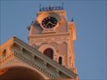 Image for Hill County Courthouse Clock - Hillsboro, Texas