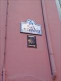 Image for Way Marker Calle San Jeronimo - Granada, Spain