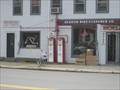 Image for Mobil Gas Pump, Dedham Bike and Leather - Dedham, MA