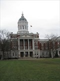 Image for Jesse Hall - Francis Quadrangle Historic District - Columbia, Missouri