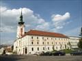 Image for klášter milosrdných bratrí s kostelem sv. Leopolda, Brno, Czech republic