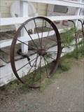 Image for Markleeville General Store Wagon Wheel  - Markleeville, CA