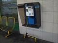 Image for Payphone / Telefoní automat - u vchodu do stanice metra Cerný Most, Praha 9, CZ