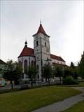 Image for kostel sv. Petra a Pavla - Horaždovice, okres Klatovy, CZ