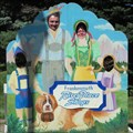 Image for Bavarian Family Cutout - Frankenmuth, Michigan