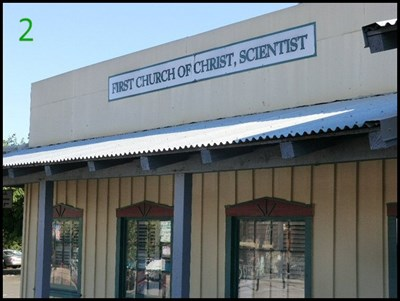 Church of Christ Scientist.