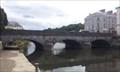 Image for Bridge, Victorian Place, Haverfordwest, Pembrookshire, Wales, UK
