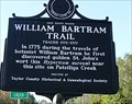 Image for William Bartram Trail Traced 1773-1777-Taylor County, Georgia