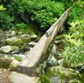 Image for Ramsey Cascades Trail - second bridge - GSMNP, TN