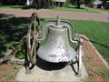 Image for Harvey House Museum Bell - Florence, Kansas