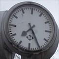 Image for Clock / Uhr ZOB Tübingen, Germany, BW