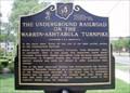 Image for Underground Railroad Marker  -  Warren, OH