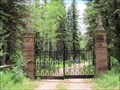 Image for Osgood Castle Gates - Redstone, CO