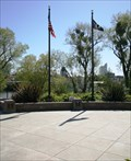Image for Veterans Memorial Plaza, Riverside Park, West Sacramento, California, USA
