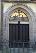 Image for Martin Luther's Theses Door - Thesentür - Wittenberg, Germany