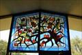"""Image for """"The Creation"""" - Grace Memorial Mausoleum - Plaquemine, LA"""