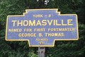 Image for Blue Plaque: Thomasville
