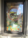 Image for Los Altos Hills City Hall Stained Glass -  Los Gatos Hills, CA