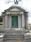 Image for Collins Mausoleum - Mt Mora Cemetery - St. Joseph, Mo.