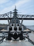 "Image for USS Massachusetts ""Big Mamie"" - Fall River, MA"