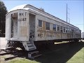 Image for Missouri Kansas & Texas Railroad #100162 - Ft Smith Trolley Museum - Ft Smith AR