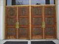 Image for Prophet Elias Greek Orthodox Church Doors - Holladay, Utah