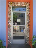 Image for Flo's Cafe doorway  - Chico, CA