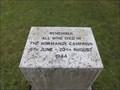 Image for Normandy Campaign - Memorial Gardens, Leeman Road, York, UK