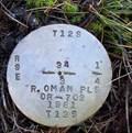 Image for T12S R9E S34 T13S R9E S3 1/4 COR - Jefferson County, OR