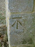 Image for Cut Mark - Boughton House Entrance Gate, Nr Geddington, Northamptonshire
